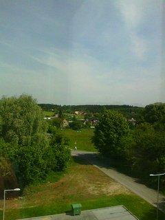 FOTKA - Výhled z 5 patra