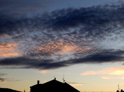 FOTKA - Obloha na severozápadní straně