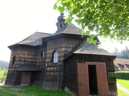 FOTKA - kostelík  Velké Karlovice