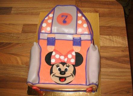 FOTKA - Školní batoh k narozeninám