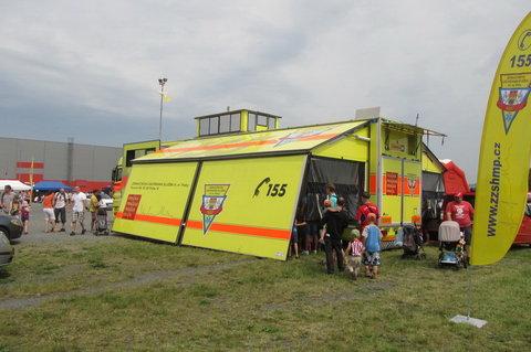 FOTKA - Den s Policií  2015 - záchranaři  předvedli