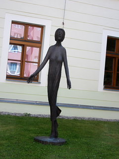 FOTKA - socha z Rokycan