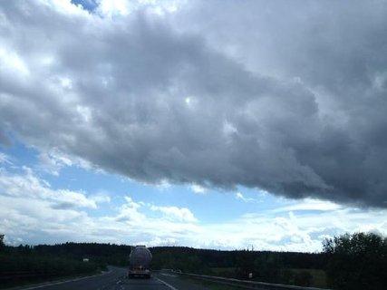 FOTKA - když nebe hrozí