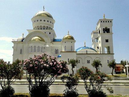 FOTKA - Pravoslavný chrám v Baru
