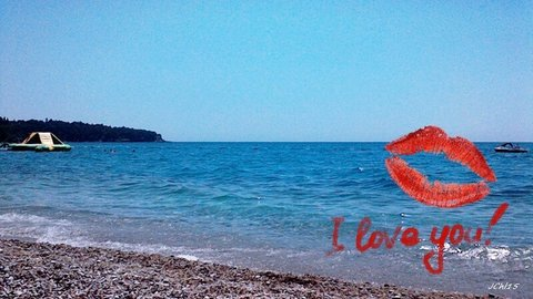 FOTKA - Moře - moje láska