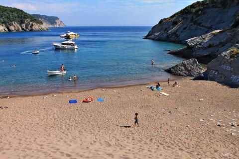FOTKA - královská  pláž  ...Balkán