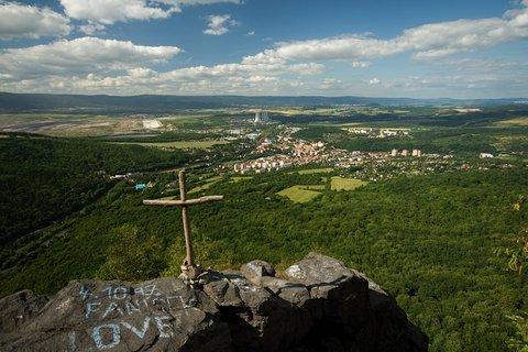 FOTKA - Křížek na Bořni