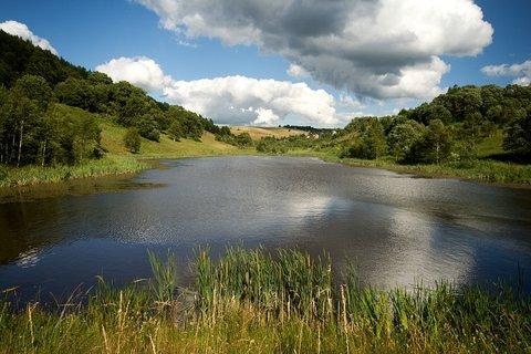 FOTKA - Rybník na Moldavě