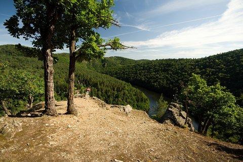 FOTKA - Vyhlídka nad přehradou
