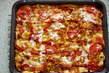 nová trouba dobře peče :-)- lasagne
