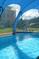 Bazén zevnitř
