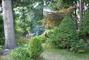 zahrada u chalupy...