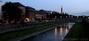 svítání v Ostravě