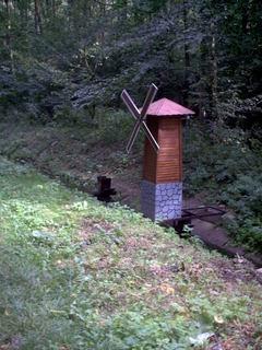 FOTKA - Pilske udoli-vetrny mlynek