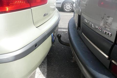 FOTKA - Tak parkují němci