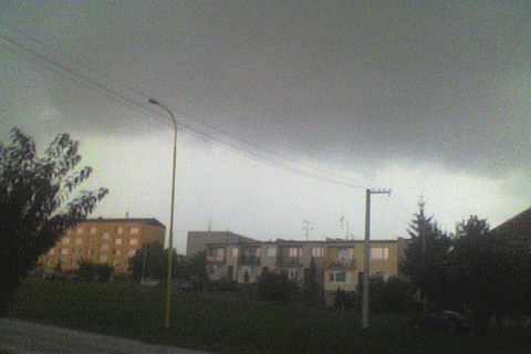 FOTKA - že by bouřka?