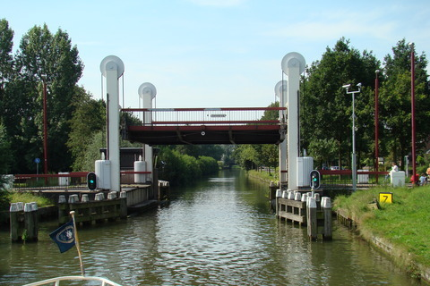 FOTKA - most vyjel nahoru,tak honem..