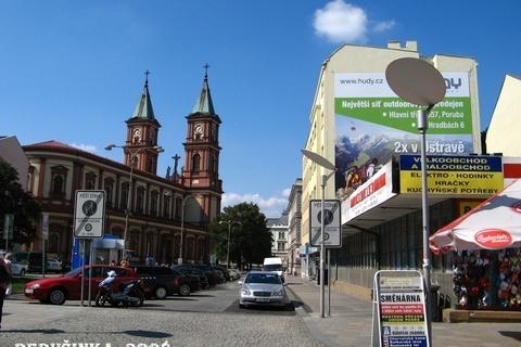 FOTKA - katedrála v Ostravě