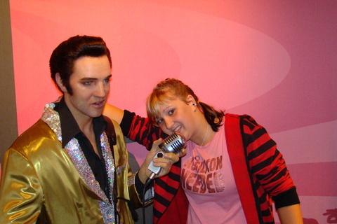 FOTKA - Elvis a Nikola