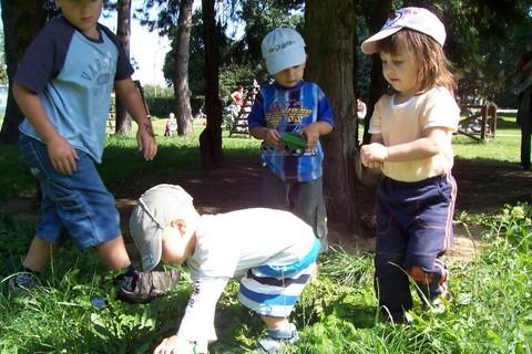 FOTKA - Děti v parku