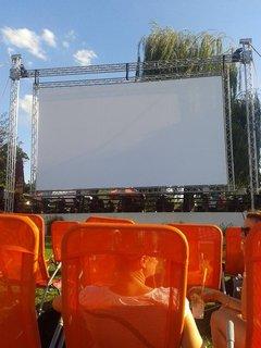 FOTKA - letní kino