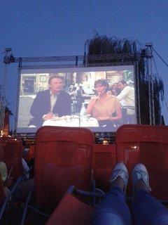 FOTKA - super letní kino mami je v Praze