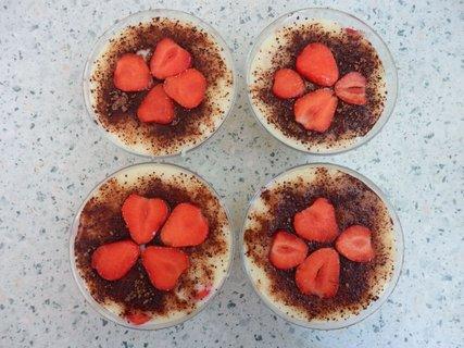 FOTKA - puding (děti vařily)