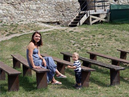FOTKA - Miško a mama