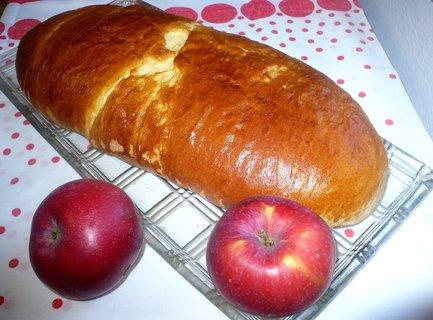 FOTKA - Kynutá jablečná buchta