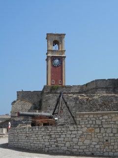 FOTKA - Zvonice s hodinami