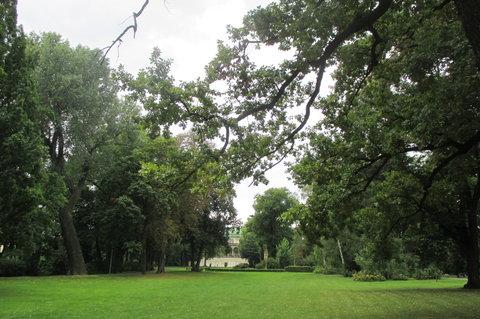 FOTKA - Léto v Chotkových sadech
