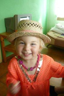 FOTKA - +malá Sofie na dovolené+