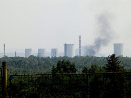 FOTKA - Petrochemie -Záluží u Litvínova