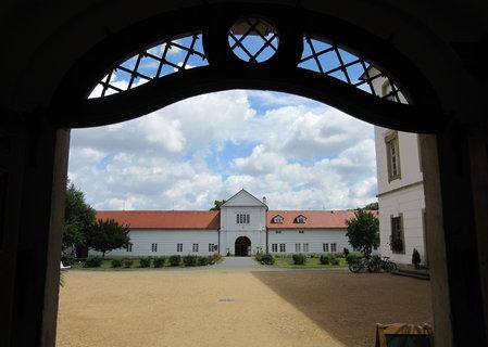 FOTKA - na výletě v zámku Vizovice