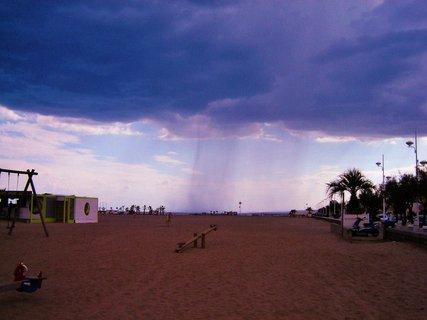 FOTKA - Opona deště
