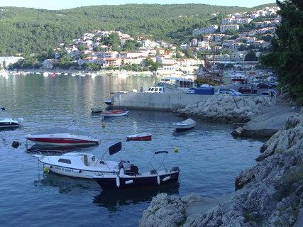 FOTKA - Malý přístav Rabac