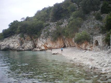 FOTKA - Pláž na ostrově Cres