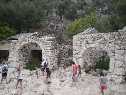FOTKA - Zbytky historických staveb