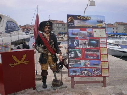 FOTKA - Korzár na pobřeží