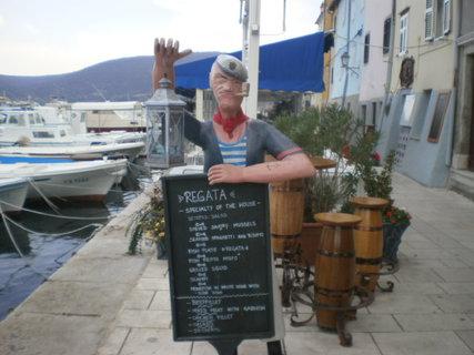 FOTKA - Restaurace v přístavišti