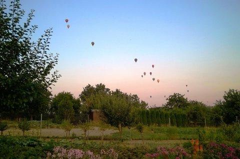 FOTKA - letecký den na Šiklově mlýně