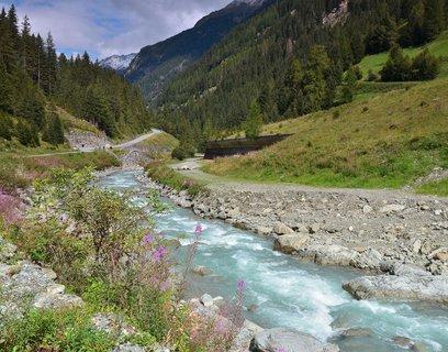 FOTKA - V tyrolském údolí