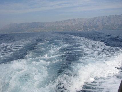 FOTKA - Cestou na ostrov Brač