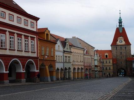 FOTKA - část náměstí