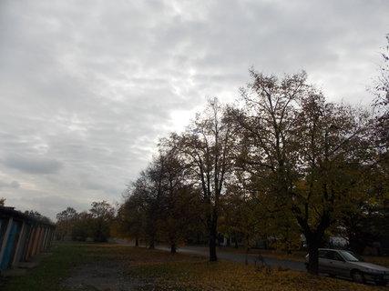 FOTKA - Zatažená obloha