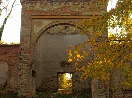 FOTKA - Stará synagoga se rozpadá