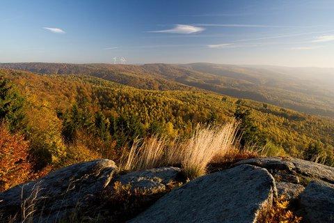 FOTKA - Barevné Krušné hory.