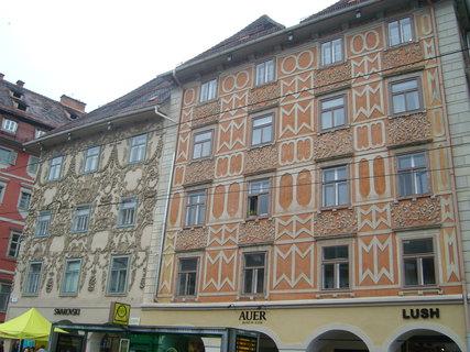 FOTKA - Graz - fasády