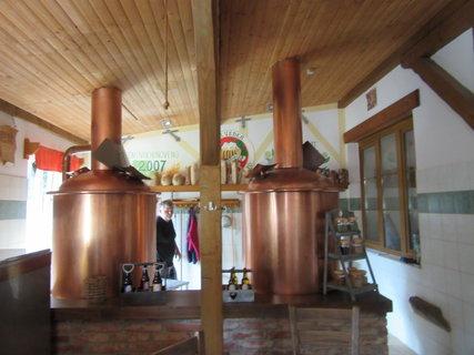 FOTKA - Železná Ruda..pivovárek