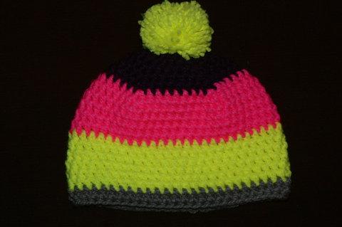 FOTKA - Zimní kulich neon